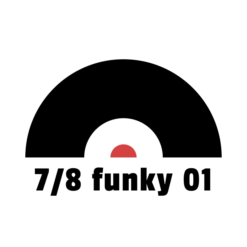 7-8 funky 01 - drumless backing track